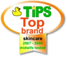Tips Top Brand skincare award