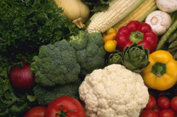 Fresh fruit and vegetables - which are safe for weaning babies?