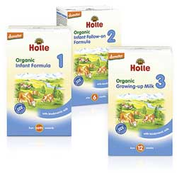 Holle baby milks available for for wholesale