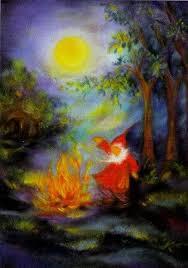 bonfire-gnome