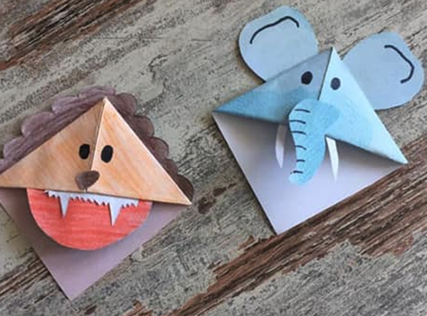 mogli-craft-bookmark